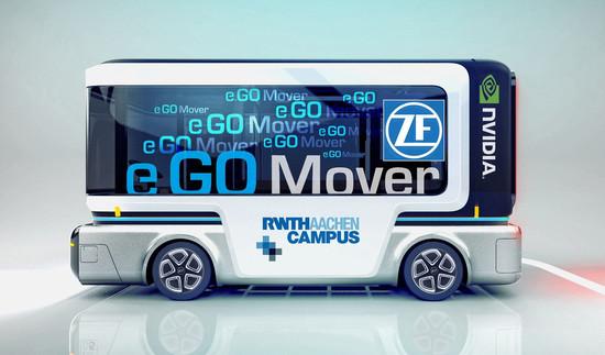 Auto - ZF und E.Go Mobile: Zusammenarbeit für den Stadtverkehr von morgen