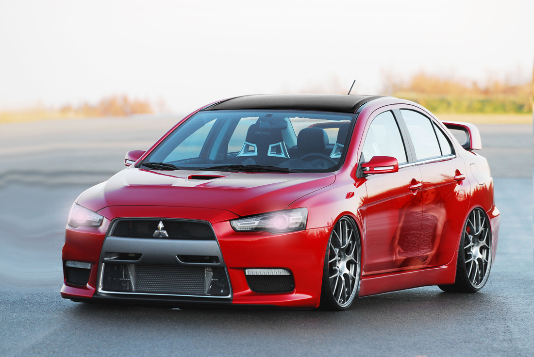 Mitsubishi lancer evolution – wikipedia, the free encyclopedia, The ...