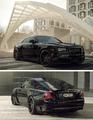 Luxus + Supersportwagen - SPOFEC OVERDOSE auf Basis Rolls-Royce Black Badge Wraith: