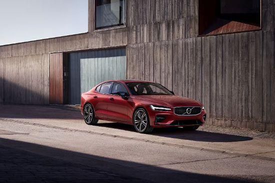 Erlkönige + Neuerscheinungen - Volvo S60 T6: Sportler mit Stil