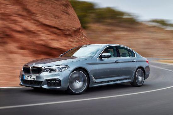 Erlkönige + Neuerscheinungen - 5er BMW: Die nächste Generation