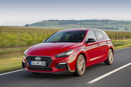 Auto - Hyundai renoviert den i30