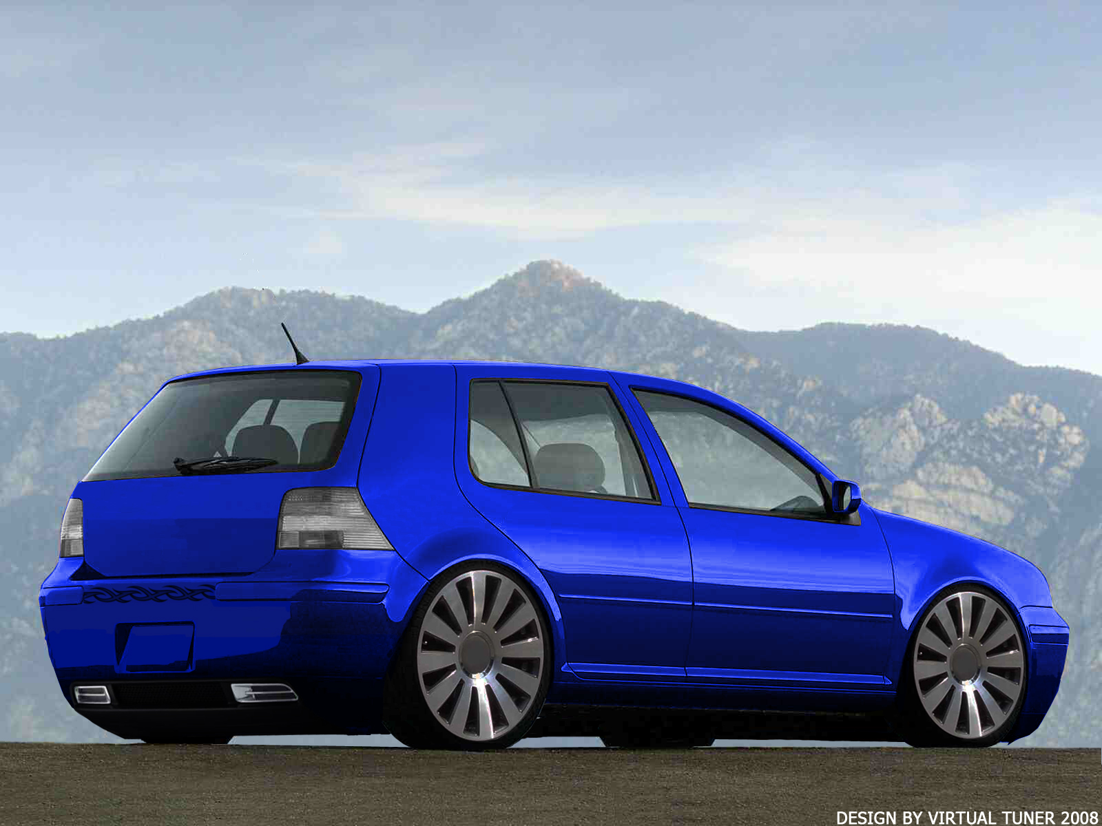 vw golf iv fahrwerk motorhaubenver innenraum felgen. Black Bedroom Furniture Sets. Home Design Ideas