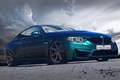 Felgen + Reifen - BMW M4 mit Virus-Felge in 20 Zoll infiziert