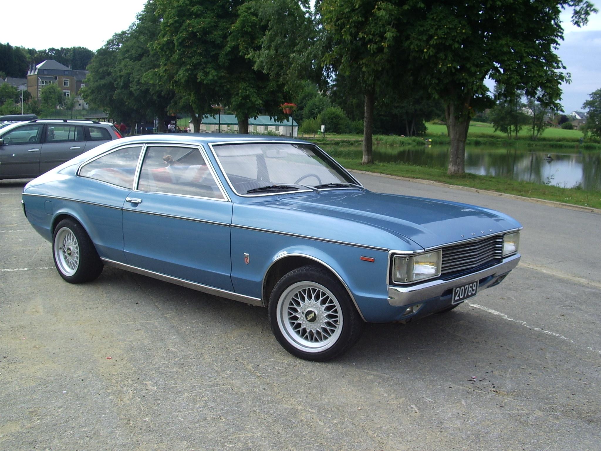 Ford Granada für reeles