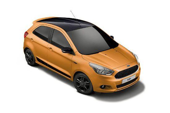 Erlkönige + Neuerscheinungen - Ford präsentiert das kleine Schwarze