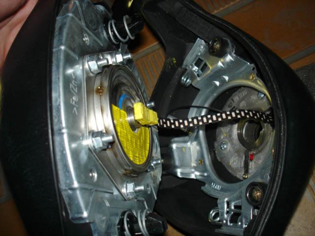 die fahrzeuge werden lenkrad mit airbag tauschen 6n2. Black Bedroom Furniture Sets. Home Design Ideas