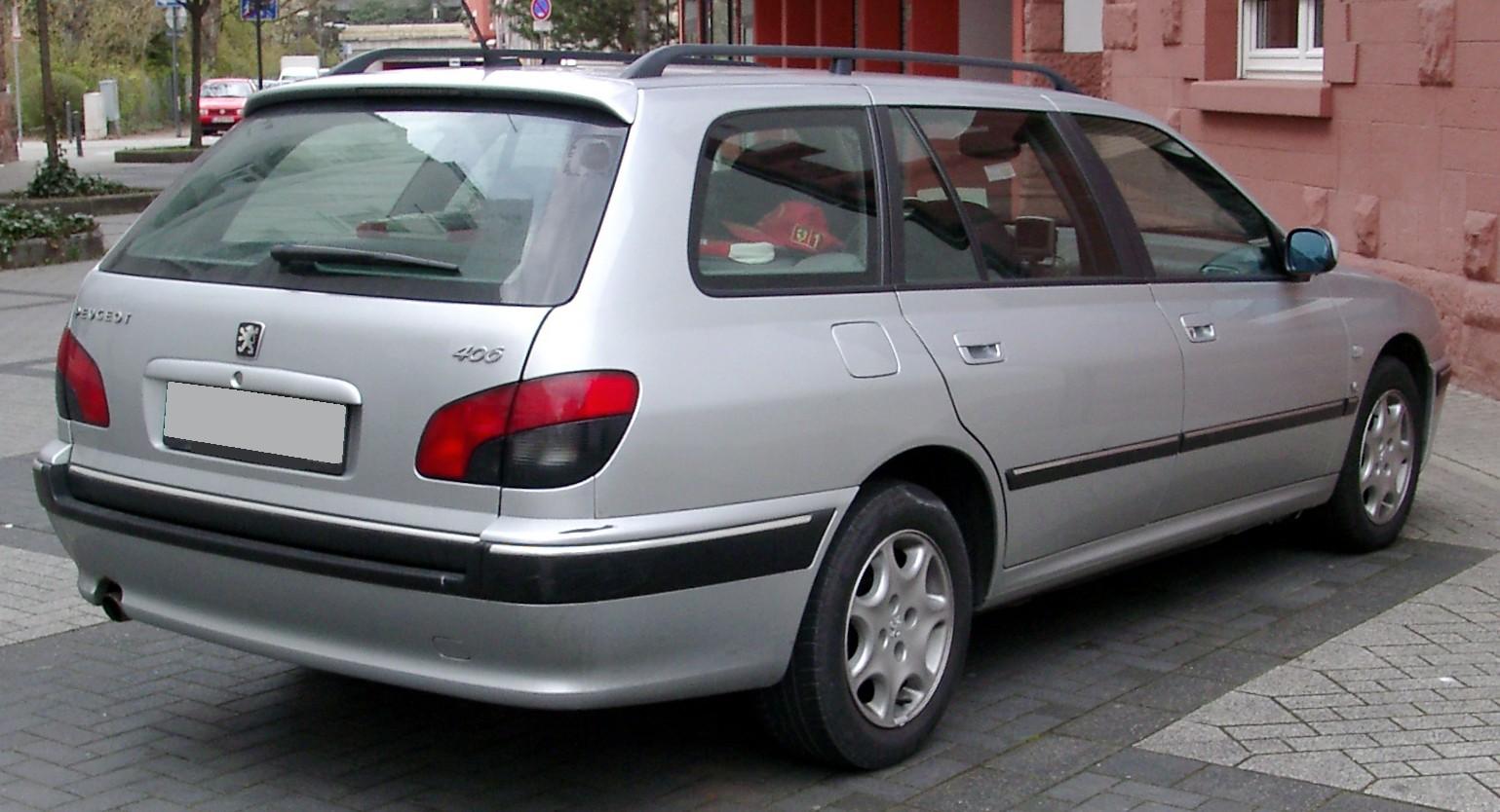 Peugeot 406 braucht hilfe!