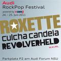 Messe + Event - Stars beim Audi RockPop Festival