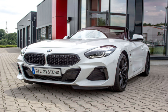 Tuning - Tuning für BMW Z4: Power-Upgrade von DTE Systems