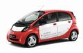 Auto - Europa-Premiere: der Mitsubishi i-MiEV