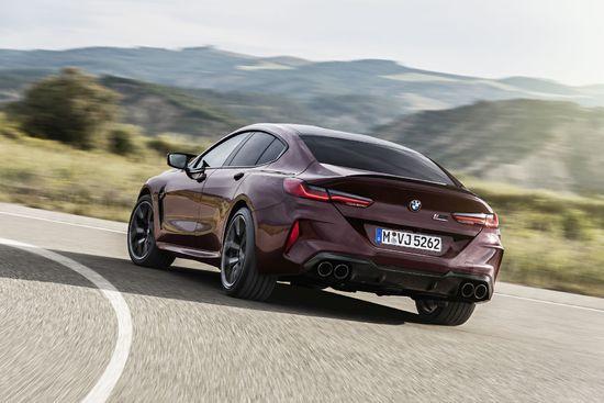 Erlkönige + Neuerscheinungen - BMW auf der Los Angeles Auto Show 2019.