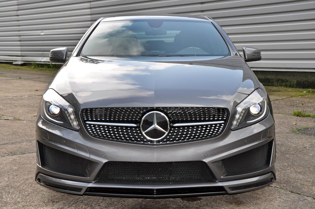 Mercedes Klasa E W