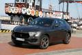 Luxus + Supersportwagen - Fahrbericht Maserati Levante: Aufholjagd unter Neptuns Dreizack