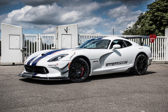 Tuning - Dodge Viper ACR by GeigerCars.de