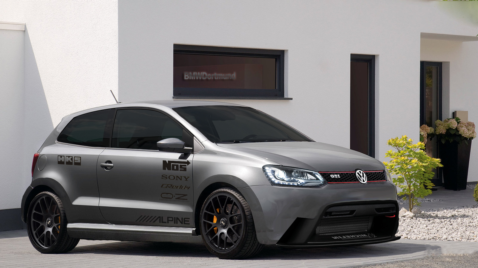 polo 6 gti 2015 volkswagen polo gti 6r facelift new. Black Bedroom Furniture Sets. Home Design Ideas