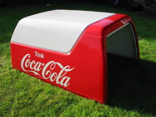 biete original coca cola caddy hardtop deine automeile im netz. Black Bedroom Furniture Sets. Home Design Ideas