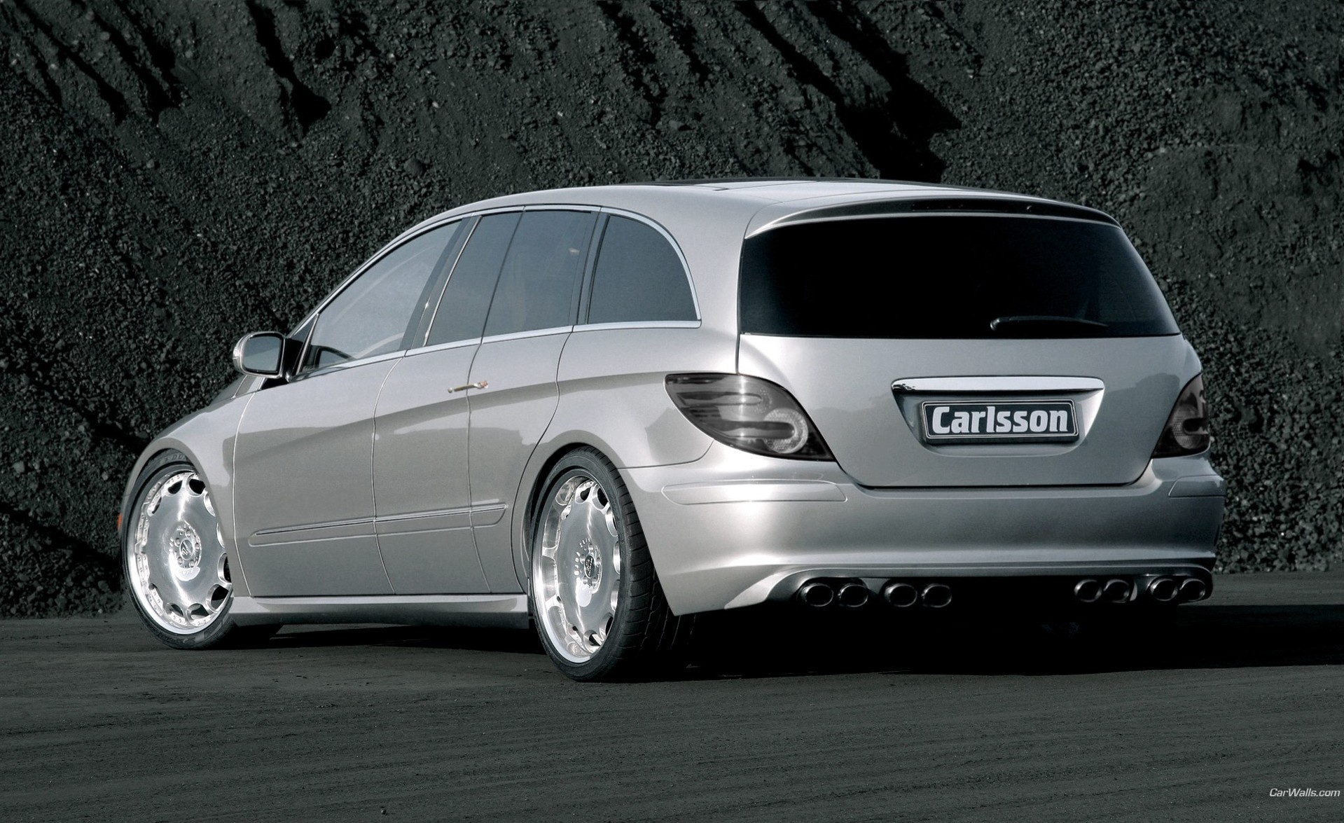 7: Mercedes CLS Rocket by