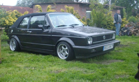 vw 155 golf1 cabrio gti deine. Black Bedroom Furniture Sets. Home Design Ideas