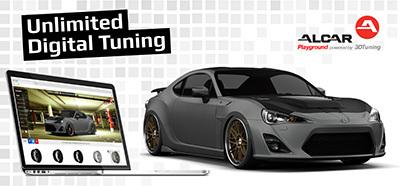 Tuning + Auto Zubehör - ALCAR Playground – digitales Tuning in 3D ohne Grenzen:
