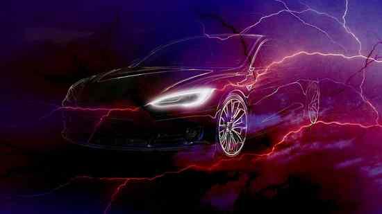 Elektro + Hybrid Antrieb - LARTE Tesla Model S auf der Top Marques Monaco