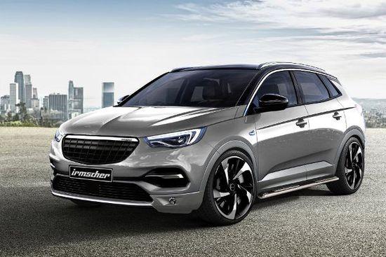 Tuning - Opel Grandland X: Heiß gemachter Neuling