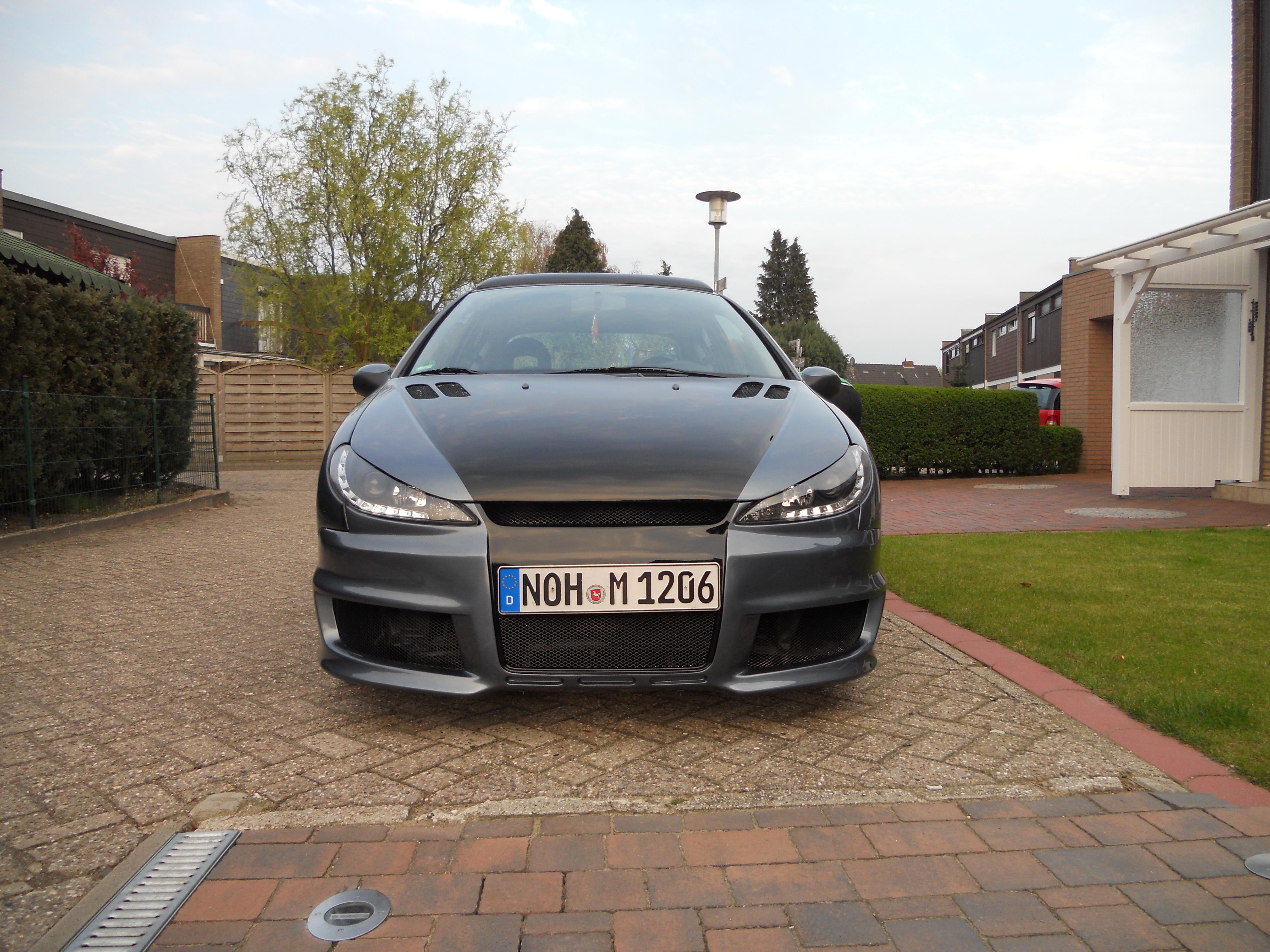 206 1.4 Hdi Tuning Auto Peugeot 206 1.4 Hdi