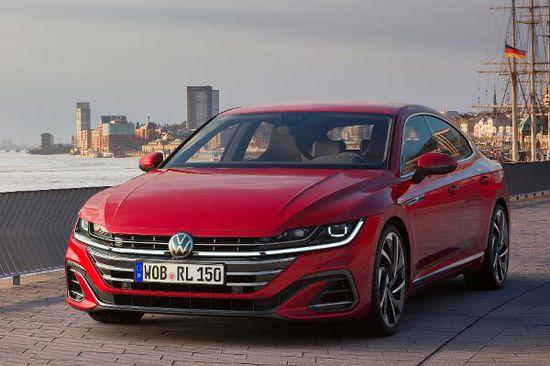Erlkönige + Neuerscheinungen - VW macht den Arteon sportlich