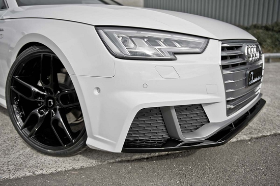 Name: k-Audi_A4_B9_Front_detail.jpg Größe: 800x532 Dateigröße: 276003 Bytes