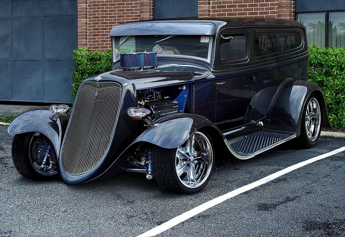 1934 Ford Coupe Craigslist   Autos Weblog