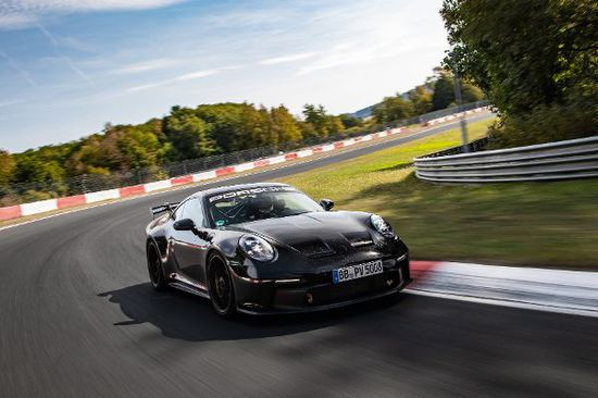Felgen + Reifen - Mit Michelin-Reifen zum Nordschleifen-Rekord
