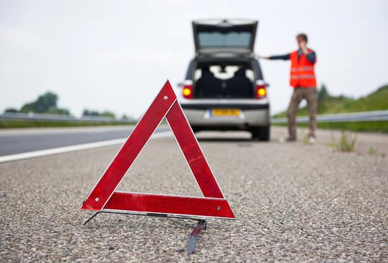 Recht + Verkehr - Was tun bei einer Panne auf der Autobahn?