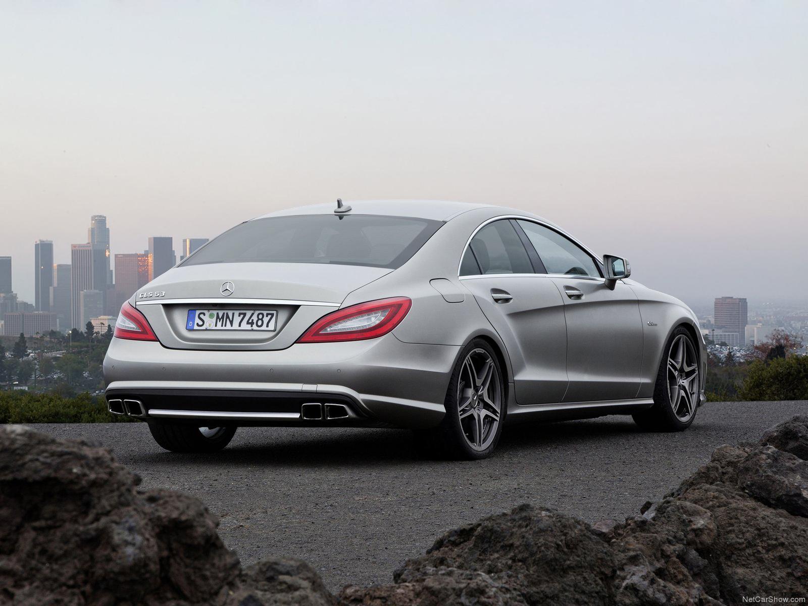 Mercedes Benz CLS 350 Seite 1 pagenstecher Deine Automeile