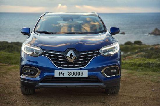 Erlkönige + Neuerscheinungen - Renault Kadjar: Besser denn je