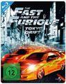 Deal - nur 5,90€ - Fast Furious Tokyo Drift Steelbook Blu-ray
