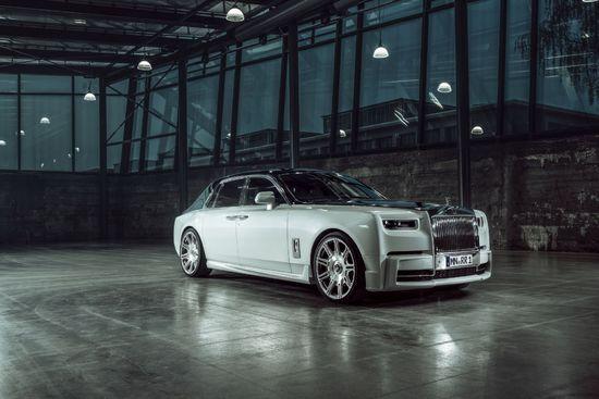Tuning - SPOFEC veredelt den Rolls-Royce Phantom