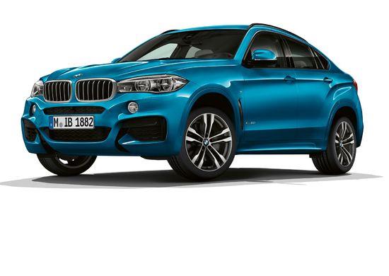 Erlkönige + Neuerscheinungen - Exklusive Sportlichkeit: BMW X5 Special Edition und BMW X6 M Sport Edition.