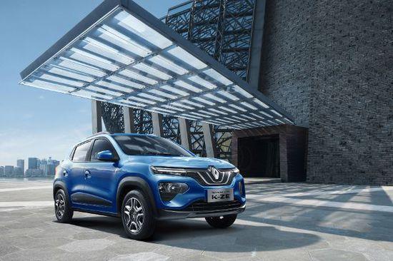 Erlkönige + Neuerscheinungen - Premiere: Renault zeigt elektrisches City-SUV