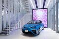 Elektro + Hybrid Antrieb - Toyota präsentiert den Mirai im Herzen Tokios