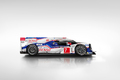 Elektro + Hybrid Antrieb - Neue Ära für Toyota Racing