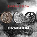 Felgen + Reifen - Barracuda Racing Wheels Europe: Neuheit Barracuda Dragoon