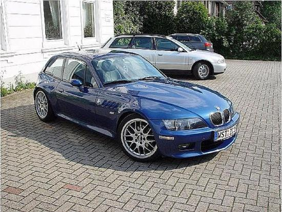 bmw z3 z 3 coupe seite 1 deine automeile im netz. Black Bedroom Furniture Sets. Home Design Ideas