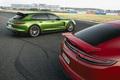 Luxus + Supersportwagen - Zwei neue GTS-Modelle: Nachwuchs für die Porsche Panamera-Familie