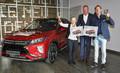 Messe + Event - Deutschlands beste Autofahrer bekommen einen Mitsubishi