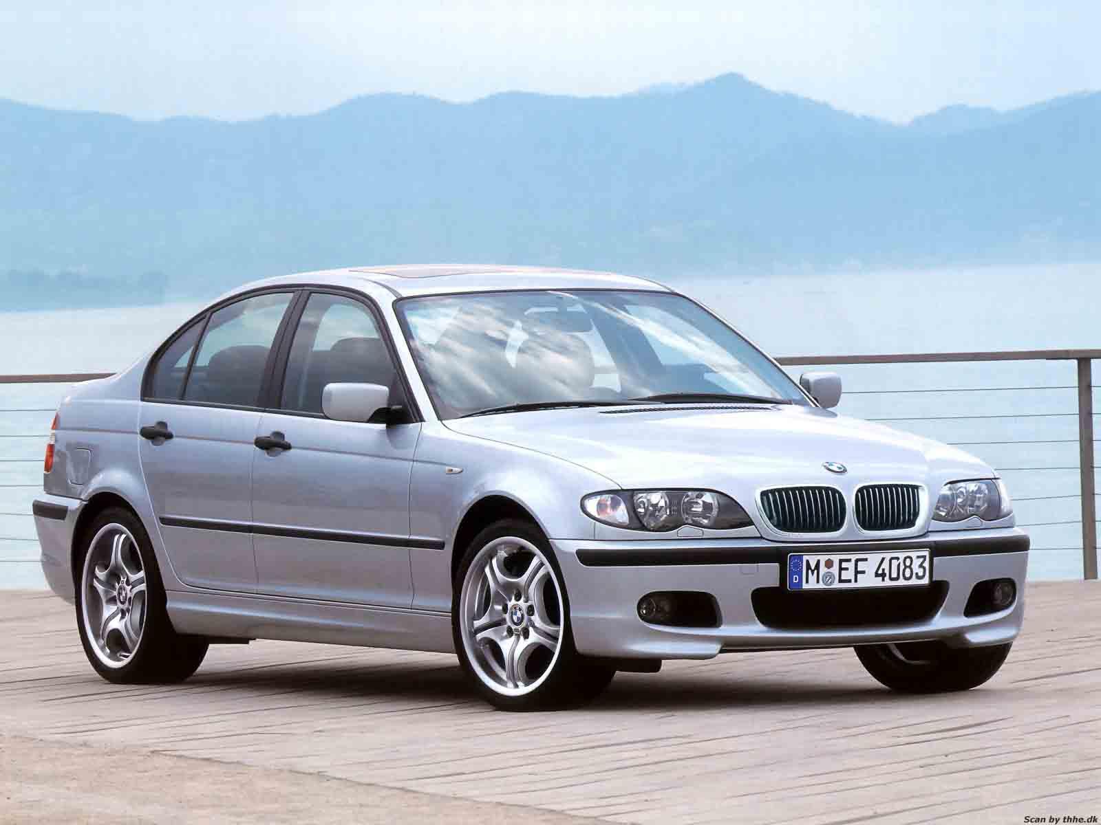 BMW - 3er (E46, 2001) - 325i (192 Hp) - Технически ...