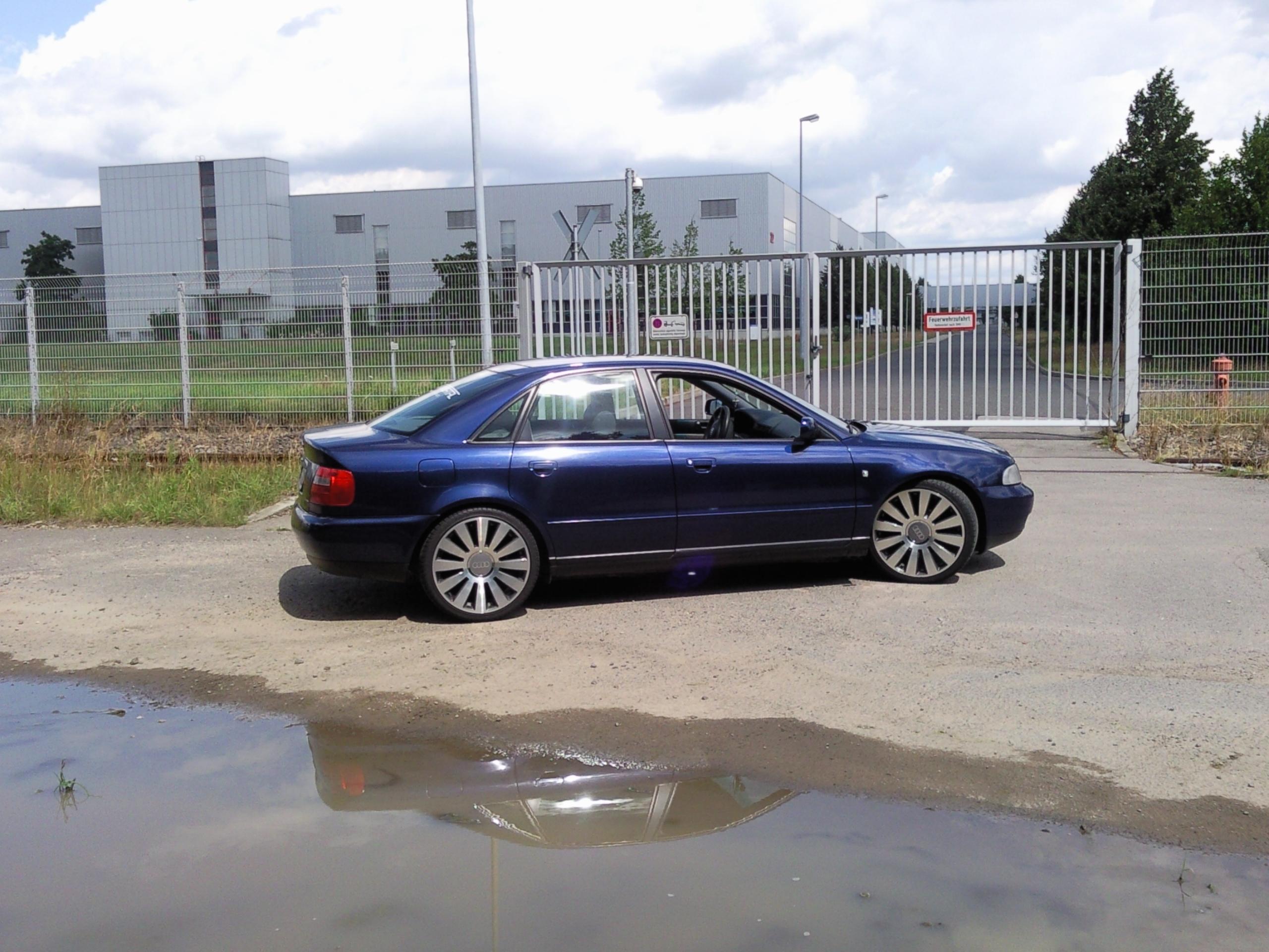 Jakie Felgi 17 Czy 18 Koła Felgi I Opony Audi A4 Klub
