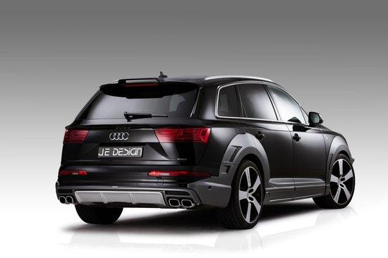 Name: JE_Design_Audi_Q7_Widebody_3_4_heck.jpg Größe: 1621x1080 Dateigröße: 132291 Bytes