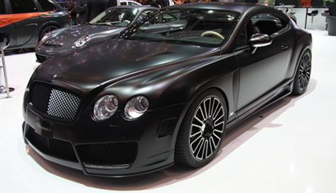 bentley continental tuning