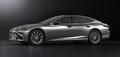 Luxus + Supersportwagen - Lexus präsentiert mit dem überarbeiteten LS das neue Flaggschiff der Marke